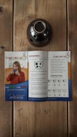 STL Teacarina - Theekopje en ocarina in één! - Metallic