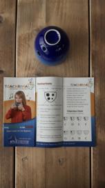 STL Teacarina - Teacup and Ocarina in one! - Blue