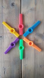 Kazoo - Verschillende kleuren