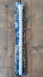 PVC Shakuhachi + Bag + Playing instructions - 1.8 Shaku (Key of D) - Traditional Japanese Flute