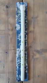 Shakuhachi van PVC + Tas + Speel instructies - 1.8 Shaku (D) - Traditionele Japanse Fluit