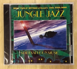 Jungle Jazz - Maui Xaphoon Music (CD)