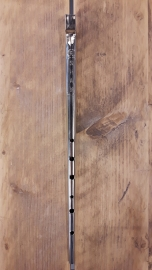 SHAW Tin Whistle (E, Eb, D, C, Bb, B, A)