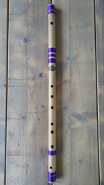 Indian Bansuri Flute (Bass E) - Bamboo - High Quality Student Flute - Prince Flutes