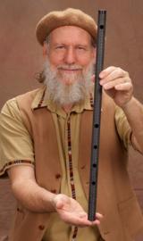 Erik the Flutemaker Oriental Flute in Carbon Fiber (D)