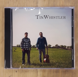 TinWhistler - CD with Tin & Low whistle music