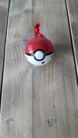 STL Pokémon Pokeball Ocarina - 6 gaten - Keramiek