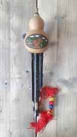 Hulusi (C) - Traditionele Chinese fluit - Bamboe - Hoge kwaliteit