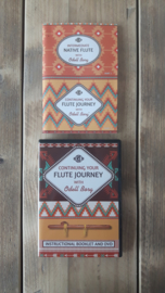 Continuing your flute journey - Instructional book + DVD