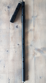 Tony Dixon tunable Low D whistle / flute combo (D)