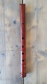 Shakuhachi (Rosewood) - HarmonyFlute - 1.3 Shaku (Key of G) - Traditional Japanese Flute - High Quality