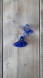 STL Zelda Mini Ocarina - Soprano C - 12 holes - Ceramic