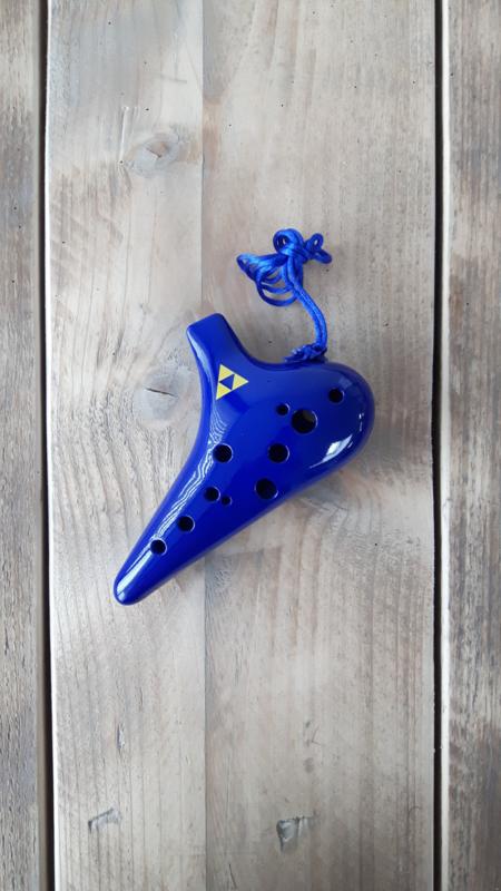 STL Zelda Ocarina - Tenor C - 12 holes - Plastic