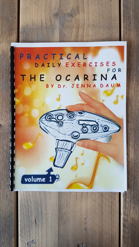 Practical Daily Exercises for The Ocarina