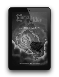 Emma Alden en het Boek der Magiërs (e-book) (deel 2)