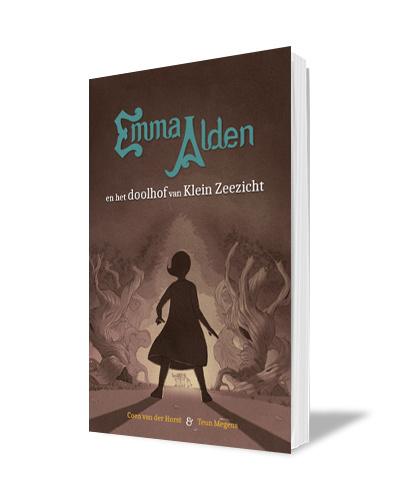 Emma Alden en het doolhof van Klein Zeezicht (paperback) (deel 1)