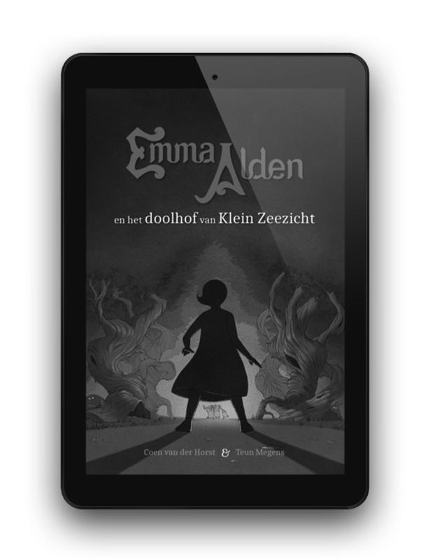 Emma Alden en het doolhof van Klein Zeezicht (e-book) (deel 1)