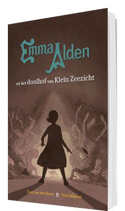Emma Alden en het doolhof van Klein Zeezicht (paperback)