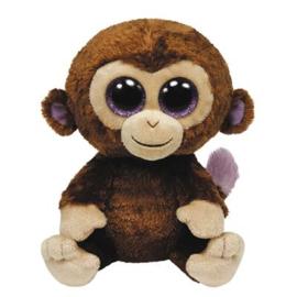 Ty Beanie Boo's Coconut Monkey 15cm knuffel