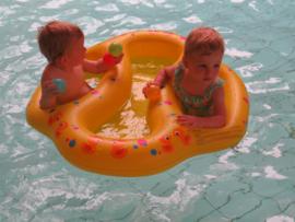 Tweelingzwemband - Duozwemband