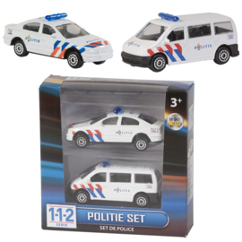 112 politie set 2 delig