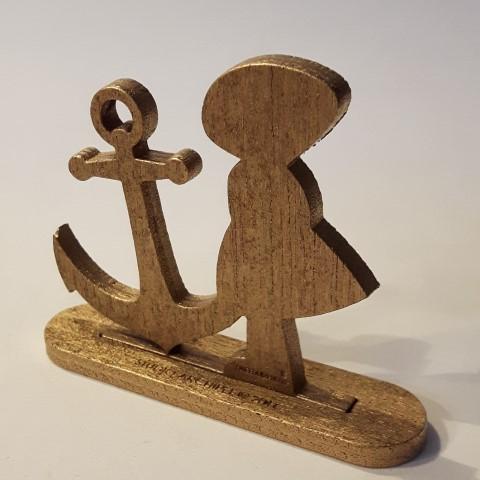 Anchors - 1Girl1Anchor