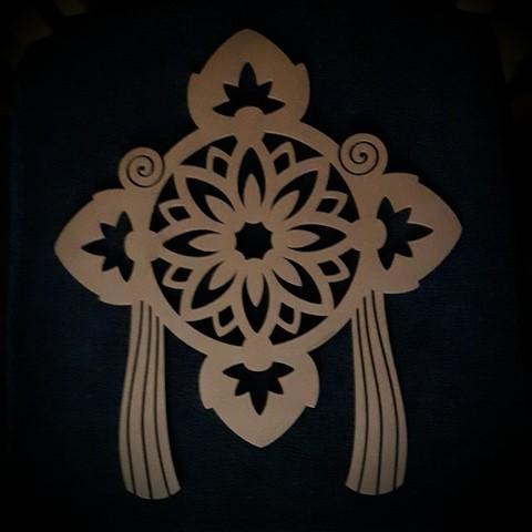 Vaishnava symbool 1