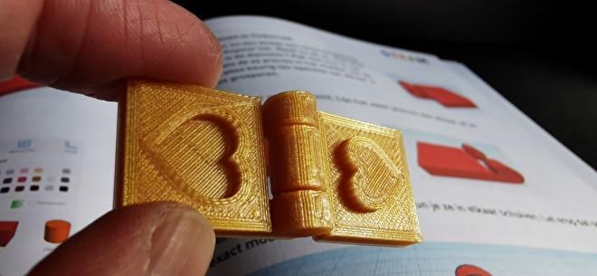 3D printen leerboek Steam