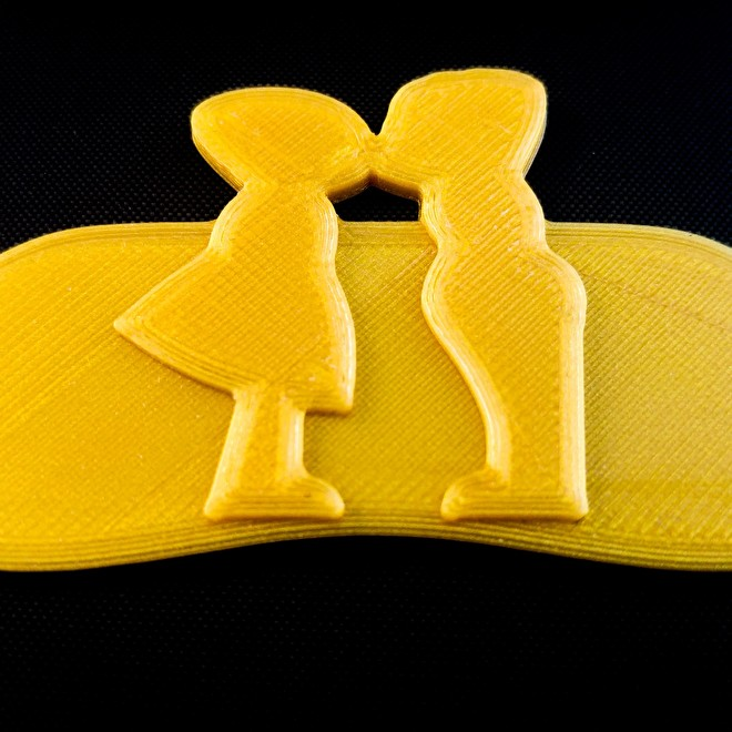 Mondmasker Clip Kissing Pair