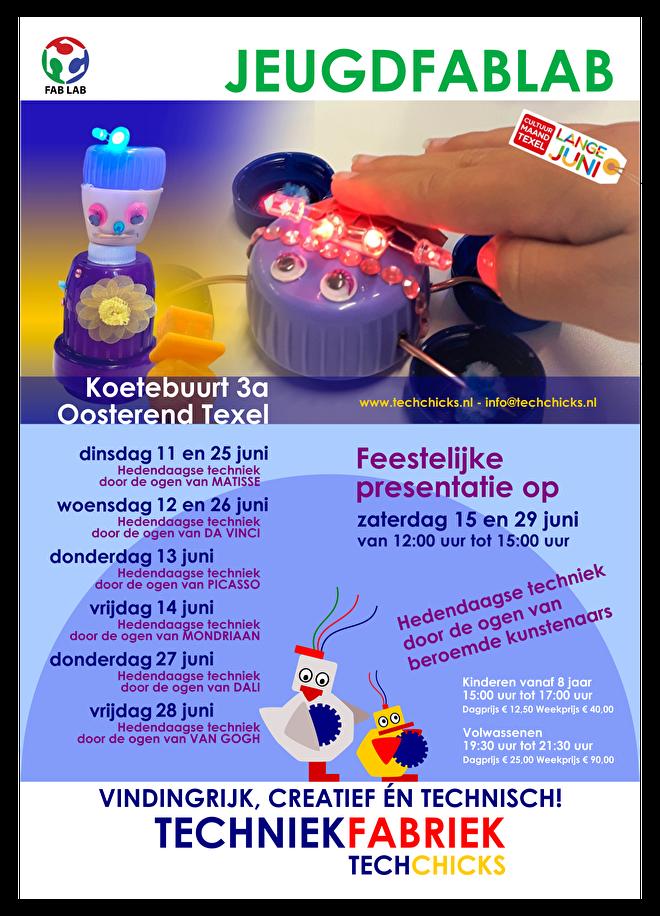 Lange Juni Texel
