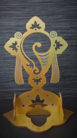 Vaishnava symbool 3