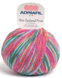 Adriafil - New Zealand Print - Kleur 046