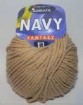 Adriafil - Navy - Kleur 42 - ecru