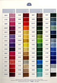 DMC - Borduurzijde Satin Colors