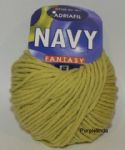 Adriafil - Navy - Kleur 45 - light green-yellow