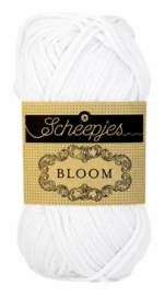 Scheepjes - Bloom - Kleur 424 Snow Drop