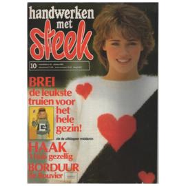 Handwerken met Steek - 1983 nr. 10