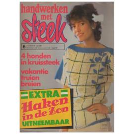 Handwerken met Steek - 1983 nr. 06