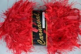 Lammy Yarns - Carnaval 043 - Rood met diverse kleuren rood