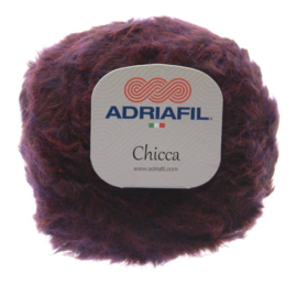 Adriafil - Chicca - Kleur 56 - bordeaux rood