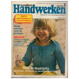 Handwerken - 1975 nr. 03