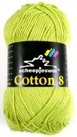 Scheepjes - Cotton 8 kleur 642 verfbad 9   OP=OP