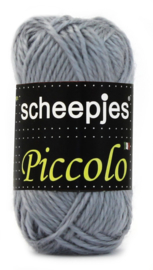 Scheepjes - Piccolo 10 gram - Licht grijs