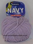 Adriafil - Navy - Kleur  50 - liliac