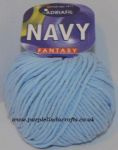 Adriafil - Navy - Kleur 44 - light azure