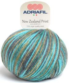 Adriafil - New Zealand Print - Kleur 047