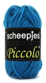 Scheepjes - Piccolo 10 gram - Helder blauw