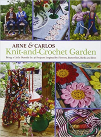 Arne & Carlos - Knit and Crochet Garden (book)