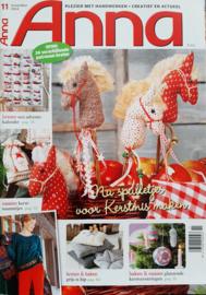 ANNA - 2014 november nr. 11, Nu spulletjes voor kerstmis maken