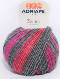 Adriafil - Zebrino - Kleur 063 - Verfbad 2738